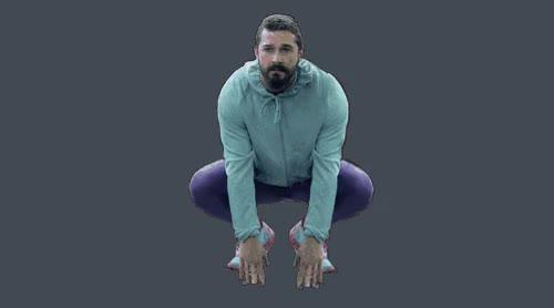 shia labeouf, PsBattle: Shia LaBeouf Stretching : photoshopbattles GIFs