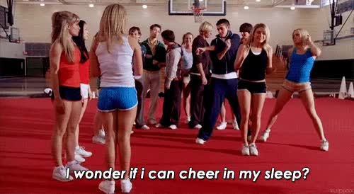 Watch and share Cheerleader GIFs on Gfycat