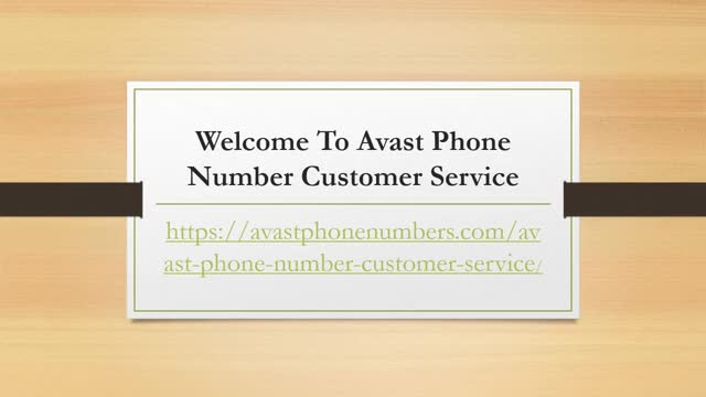Avast Phone Number Customer Service