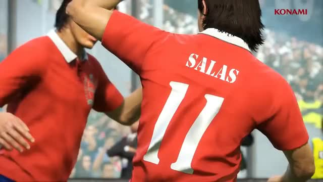 PES 2019 - Campeonato Scotiabank Trailer GIF | Find, Make & Share