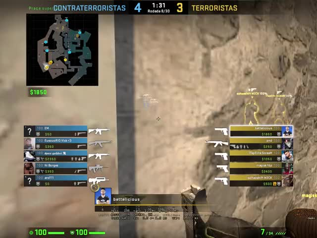 Watch and share Counter-Strike Global Offensive 2019-07-20 02-18-20 GIFs on Gfycat