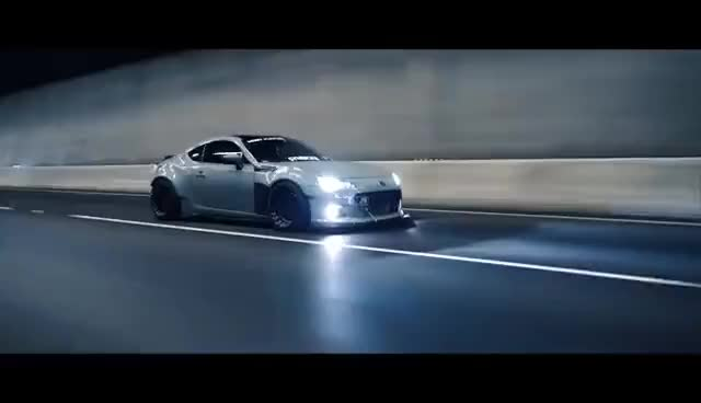 Watch and share Mak's Boosted Rocket Bunny BRZ [2.0] | 4K GIFs on Gfycat