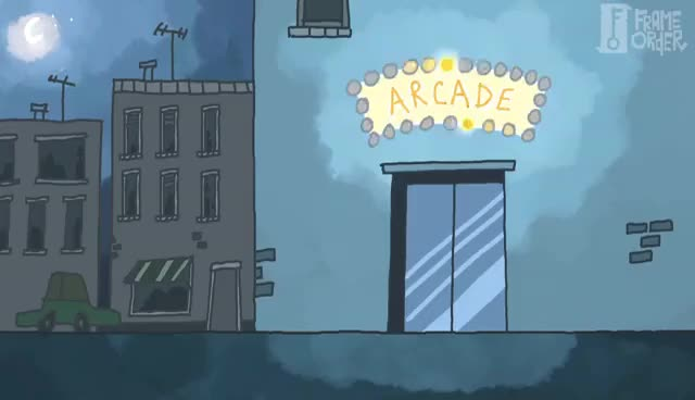 Watch and share Cartoon-Box 22   Whack-A-Mole GIFs on Gfycat