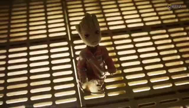 Baby Groot Dance Gifs Search   Search & Share on Homdor