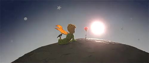 Watch Маленький GIF on Gfycat. Discover more antoine de saint-exupéry, book, infancia, livro, movie, o pequeno principe, ruby rose, the little prince GIFs on Gfycat