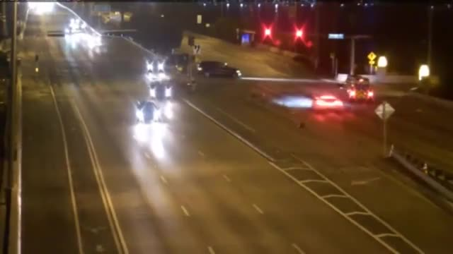 Watch Surveillance video shows Tesla running red light before major crash GIF on Gfycat. Discover more BreakingNews, Journalist, abc, accident, camera, caught, caughtoncamera, cbs, cctv, cctvfootage, cctvtape, fox, funny, ghost, hiddencamera, hotnews, news, newsmaker, video, videonews GIFs on Gfycat