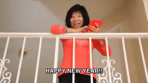 chinese, new, red envelopes, year, Happy Chinese New Year - Red Envelope GIFs
