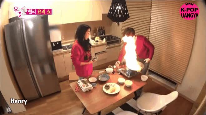 Sao Hàn vào bếp: tìm kiếm thánh hậu đậu của năm với muôn vạn biểu cảm khó đỡ