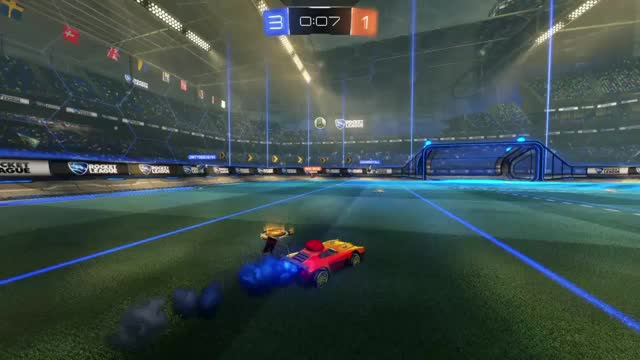 Watch and share Rocket League GIFs and Playstation 4 GIFs by possumpendulum on Gfycat