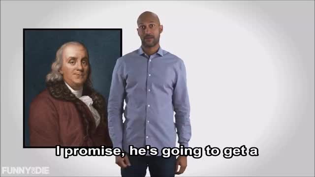 Watch this boner GIF by Funny Or Die (@funnyordie) on Gfycat. Discover more ben franklin, boner, election 2016, fod, funny or die, keegan michael key, keegan-michael key, key, pennsylvania, vote GIFs on Gfycat