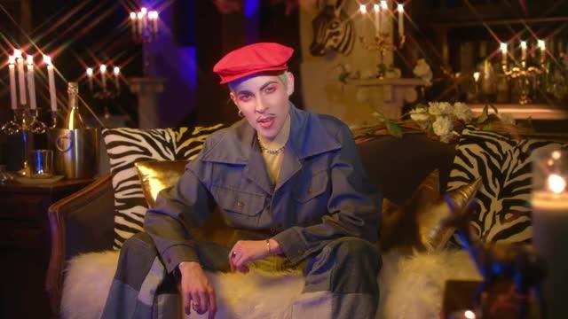 Dorian Electra - Flamboyant (Official Video)