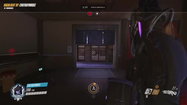 Watch Board the platform GIF on Gfycat. Discover more highlight, overwatch, widowmaker GIFs on Gfycat