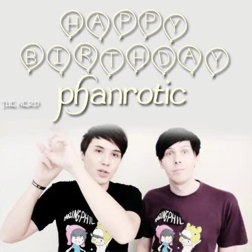 Watch and share Daniel Howell GIFs and Phanrotic GIFs on Gfycat