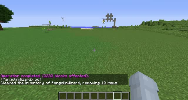 Watch and share Minecraft 1.12.2 2 11 2019 9 43 18 PM GIFs on Gfycat