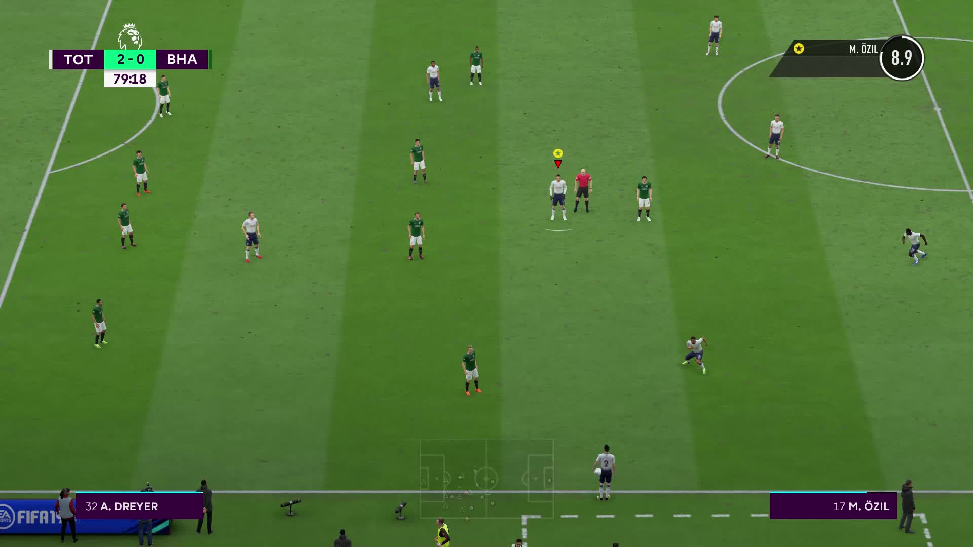 fifa, soccer, spy, tottenham hotspur, FIFA 19 2019-07-03 오후 9 21 38 GIFs