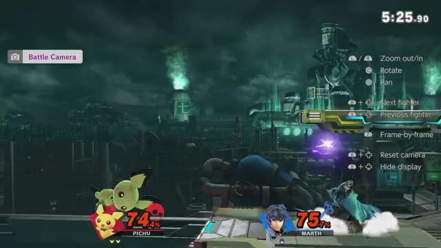 Super Smash Bros Ultimate - Super Smash Bros Ultimate Replays #2 - 2018-12-23 22-44-25