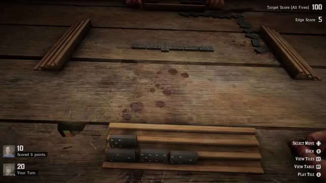 Watch and share RDR2 Domino Dominance GIFs by Genma on Gfycat