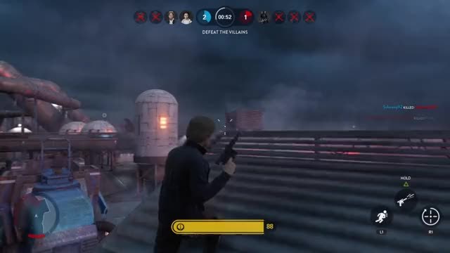 Watch han solo GIF on Gfycat. Discover more StarWarsBattlefront, starwarsbattlefront GIFs on Gfycat