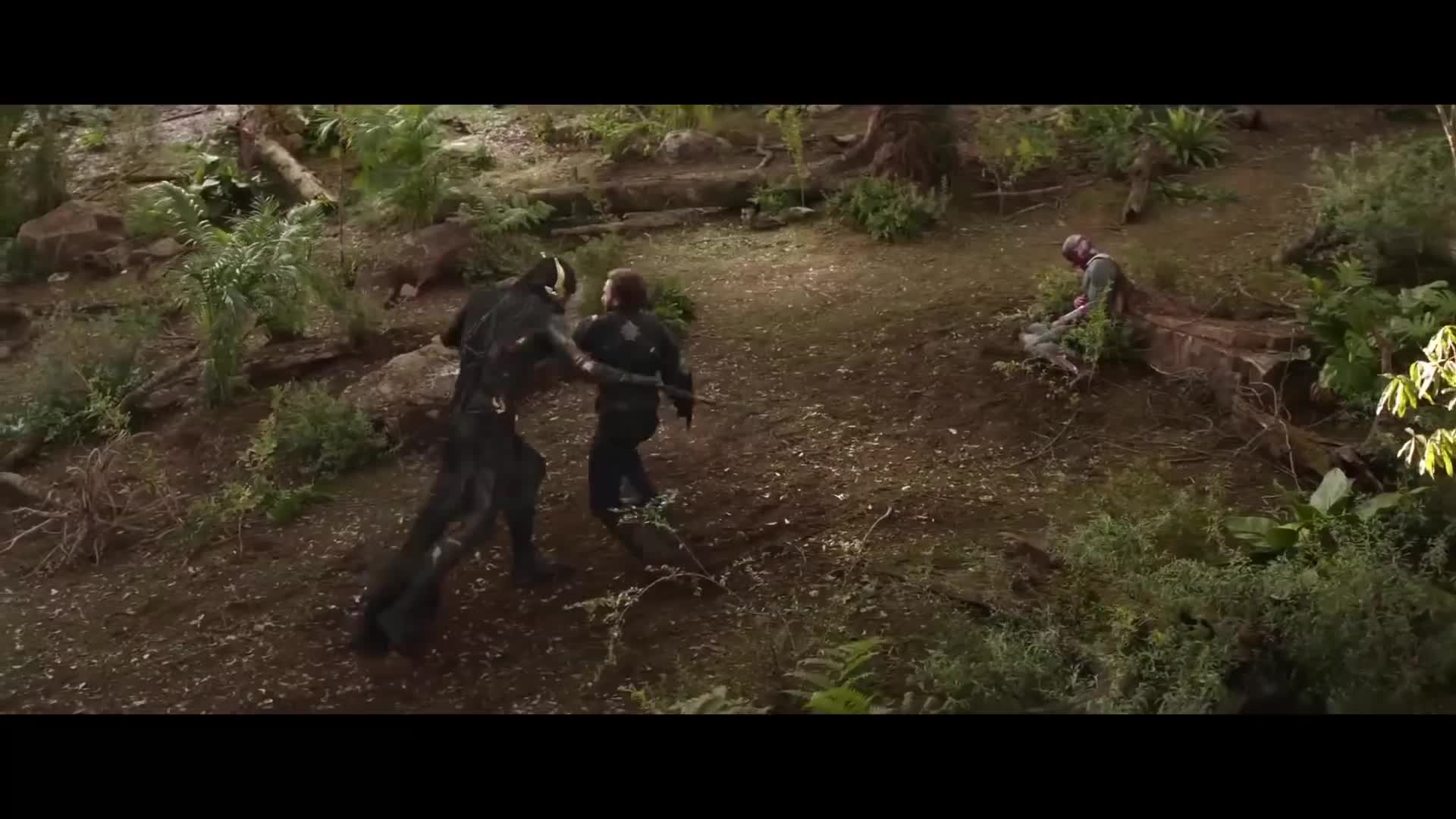 THANOS Vs AVENGERS Battle In Wakanda Thor All Fight Scenes HD