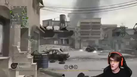 trickshot call of duty, Call of duty 4 humiliation GIFs