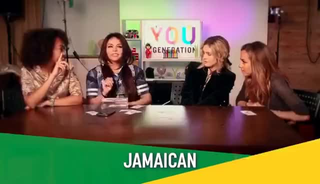 Watch and share Little Mix - Jamaican Accent GIFs on Gfycat