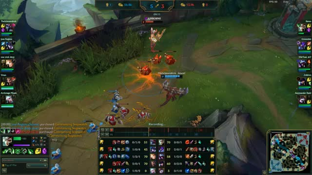 Watch and share Caitlyn GIFs and Sejuani GIFs on Gfycat