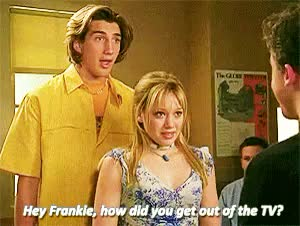 Watch this trending GIF on Gfycat. Discover more Ethan Craft, frankie muniz, lizzie in the middle, lizzie mcguire, my gifs, s2 GIFs on Gfycat