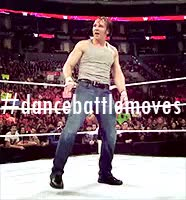 Watch and share Dean Ambrose GIFs and Raw GIFs on Gfycat