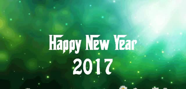 Watch and share Advance Happy New Year Wishes 2017 Messages And GIF Images GIFs on Gfycat