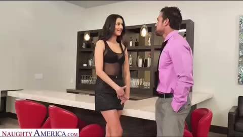 eliza Ibarra Copulates Johnny Behind His Wifes Back