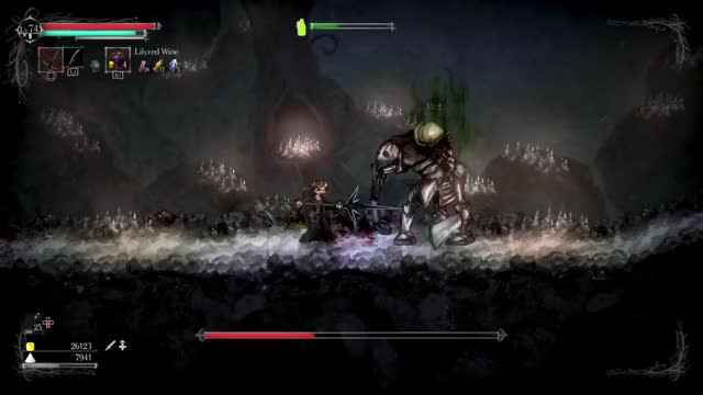 Watch and share Salt And Sanctuary GIFs and Tainted Ranseur GIFs by Kaneda18 on Gfycat