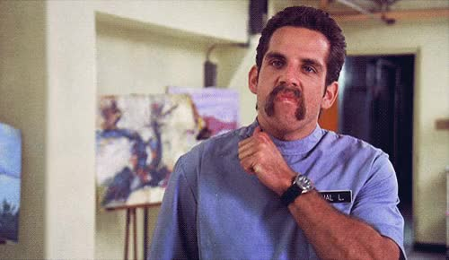 Watch and share Gif Ben Stiller Happy Gilmore Hal L GIFs on Gfycat