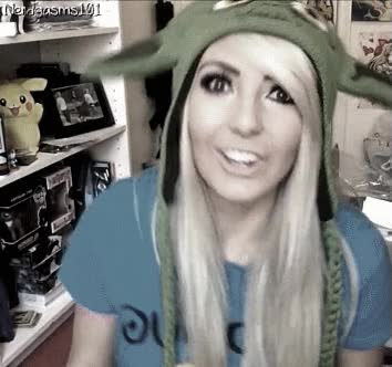 Watch this GIF on Gfycat. Discover more jessica nigri GIFs on Gfycat
