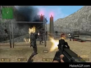 Watch and share Counter Strike Source Zombie Escape GIFs on Gfycat