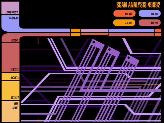 Watch Scan Analysis GIF by @chaosoverfiend on Gfycat. Discover more Star Trek GIFs on Gfycat