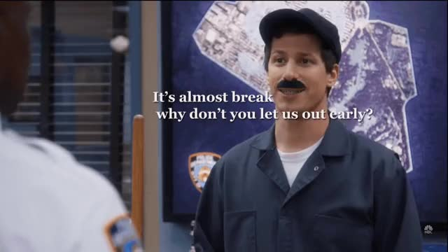 Watch final gif GIF by Minh Nguyen (@theminja) on Gfycat. Discover more andre braugher, andy samberg, celebs GIFs on Gfycat