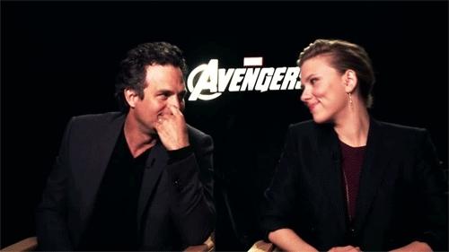 High Five Avengers GIFs