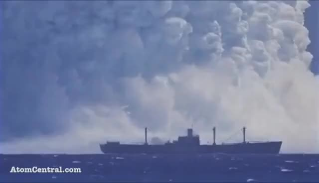 Watch and share Nuclear-Bomb Explosions GIFs on Gfycat