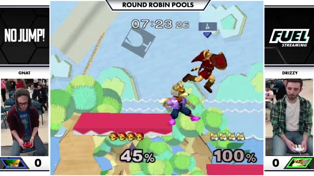 Watch [NJ!] Gnat (Young Link) vs. Drizzy (Fox) Melee Pools GIF by @redyounglink on Gfycat. Discover more Fuel Streaming, Gaming GIFs on Gfycat