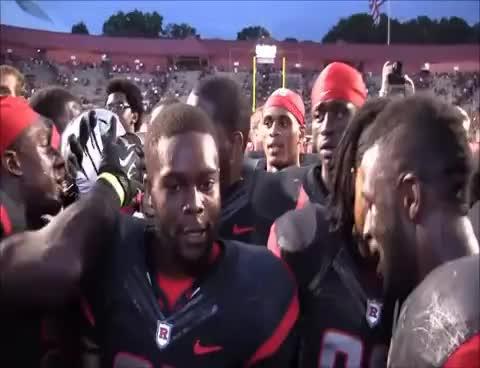 Rutgers Helmet GIFs