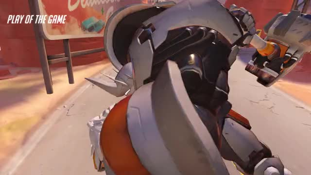 Watch reinhardt GIF on Gfycat. Discover more overwatch, potg GIFs on Gfycat