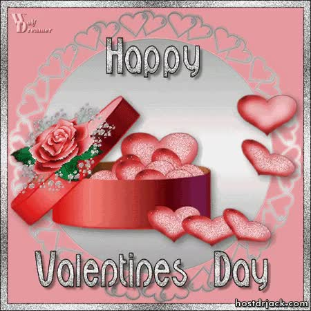 Watch and share HAPPY VALENTINE'S DAY GIF GIFs on Gfycat
