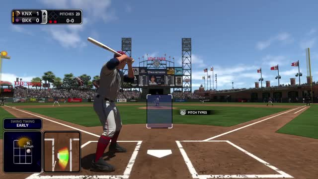 Watch MLB® The Show™ 18_20190127000938 GIF on Gfycat. Discover more PS4share, Gaming, MLB® The Show™ 18, PlayStation 4, Sony Interactive Entertainment, Xbox One Moments, baseball GIFs on Gfycat