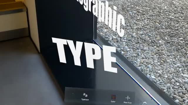 Watch and share TypeInSpace Elements TwoHandGesture GIFs by Dong Yoon Park on Gfycat