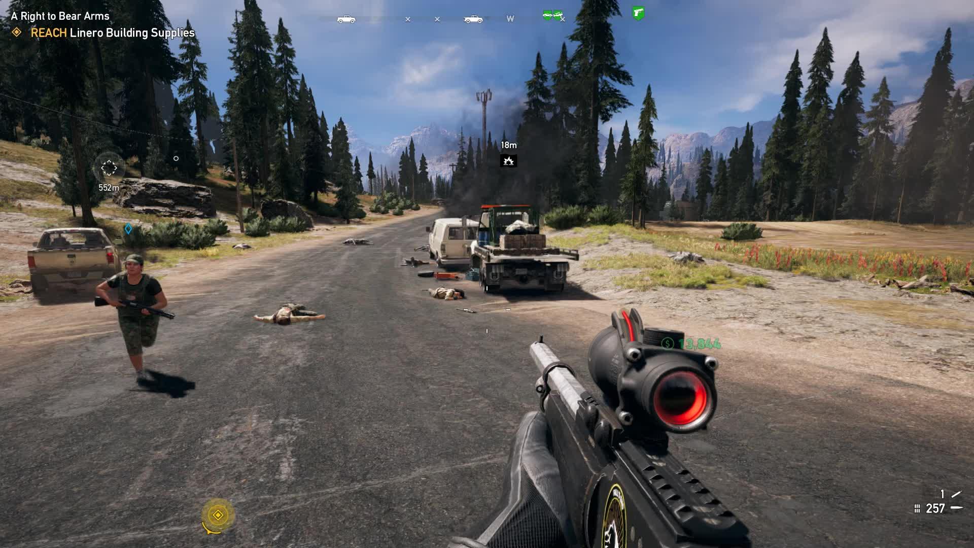 Far Cry 5, Yeet or be Yeeted GIFs