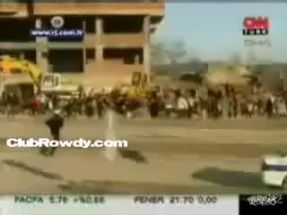 Watch One Man Riot Police GIF on Gfycat. Discover more related GIFs on Gfycat