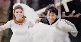 Watch and share Dustin Hoffman GIFs and Katharine Ross GIFs on Gfycat
