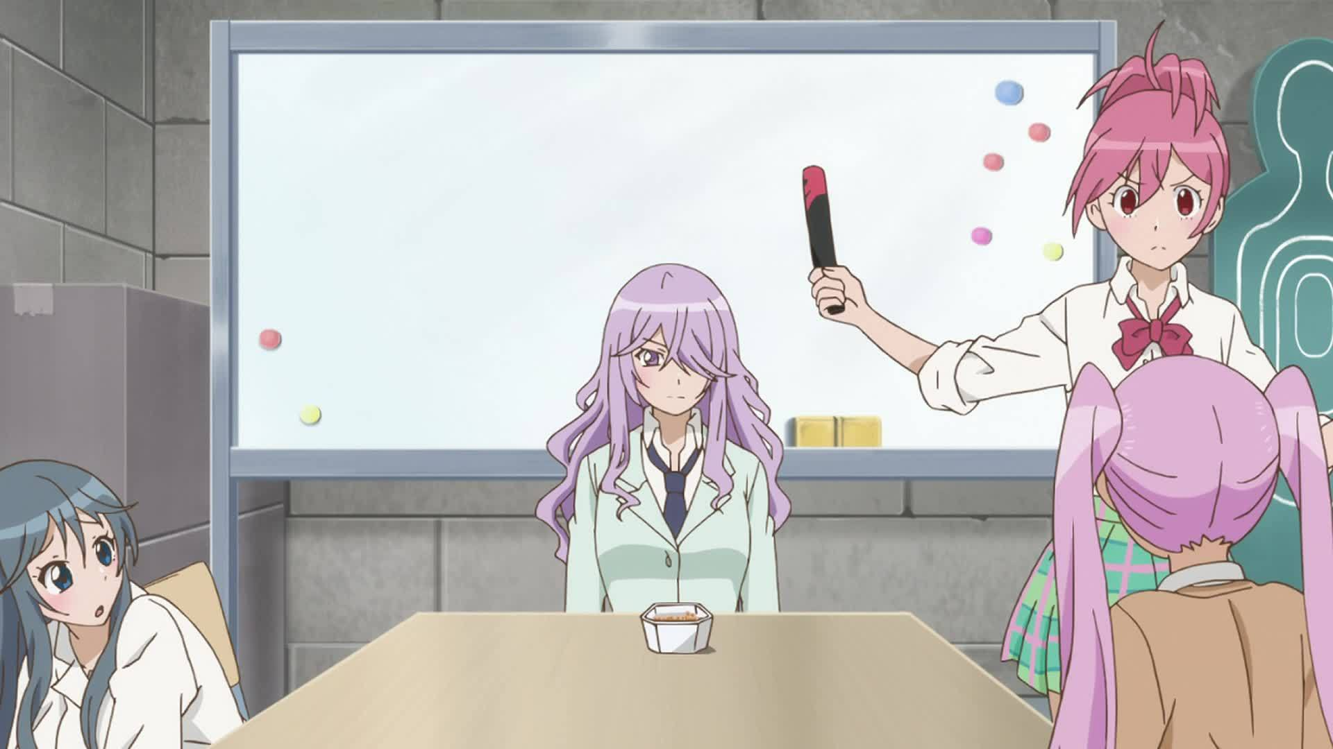 anime, animefunny, Natto Roll Slap [Sabagebu] GIFs