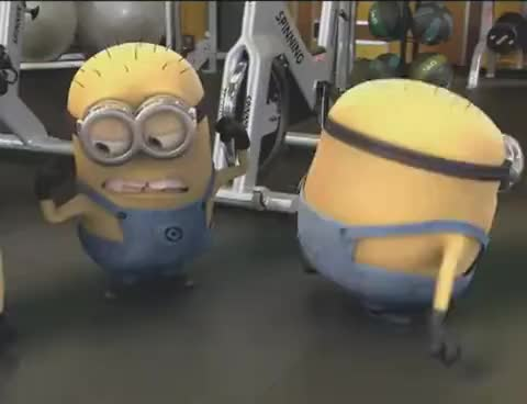 Watch and share The Biggest Loser GIFs and Despicable Me GIFs on Gfycat