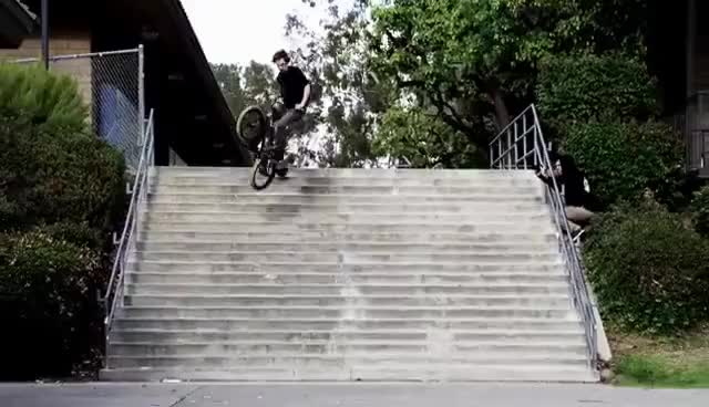Watch and share 20 STAIR EL TORO BMX CRASH TO THE HEAD GIFs on Gfycat